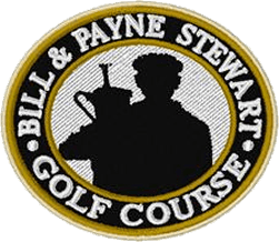 Bill and Payne Stewart Golf Course Logo