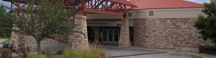 Northview Center Entrance