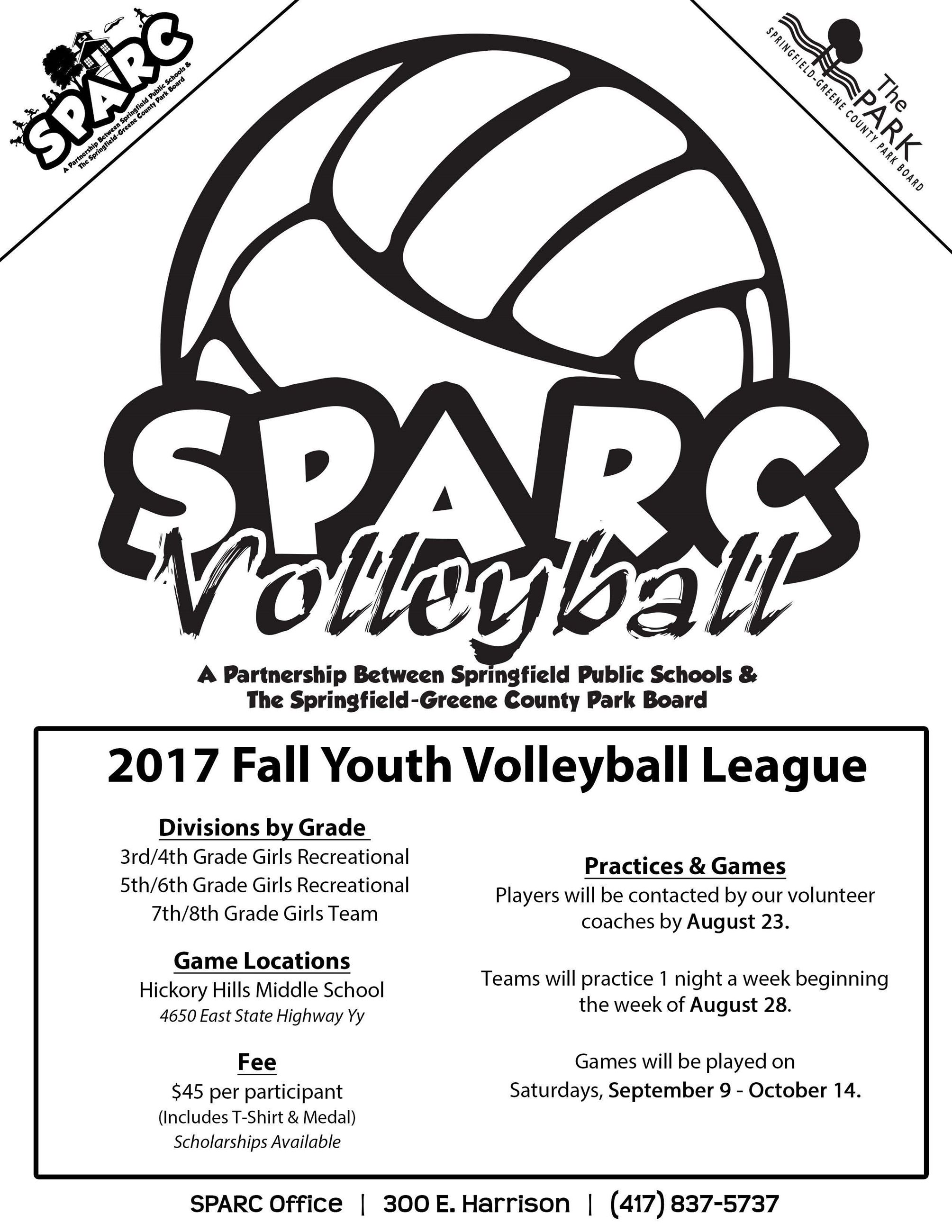 2017 Fall Volleyball