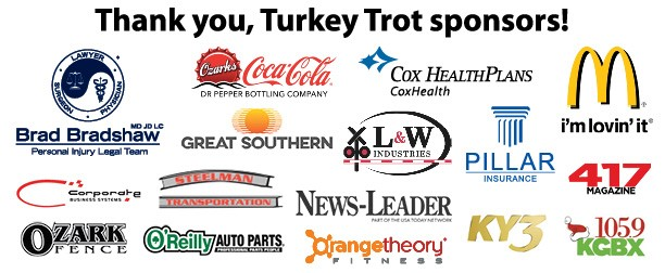 Turkey Trot Sponsors
