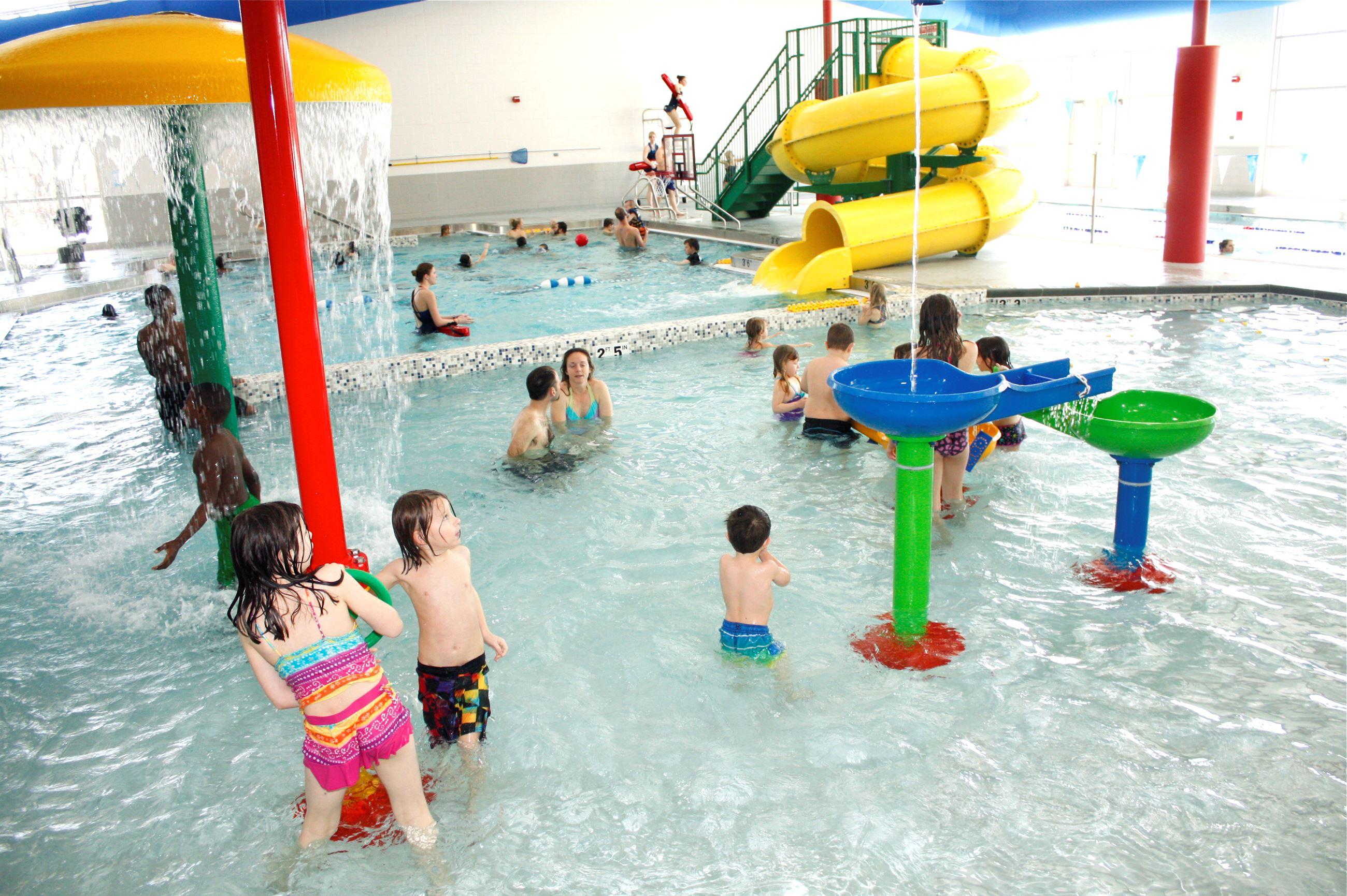 Pool Birthday Parties | Springfield-Greene County Park Board