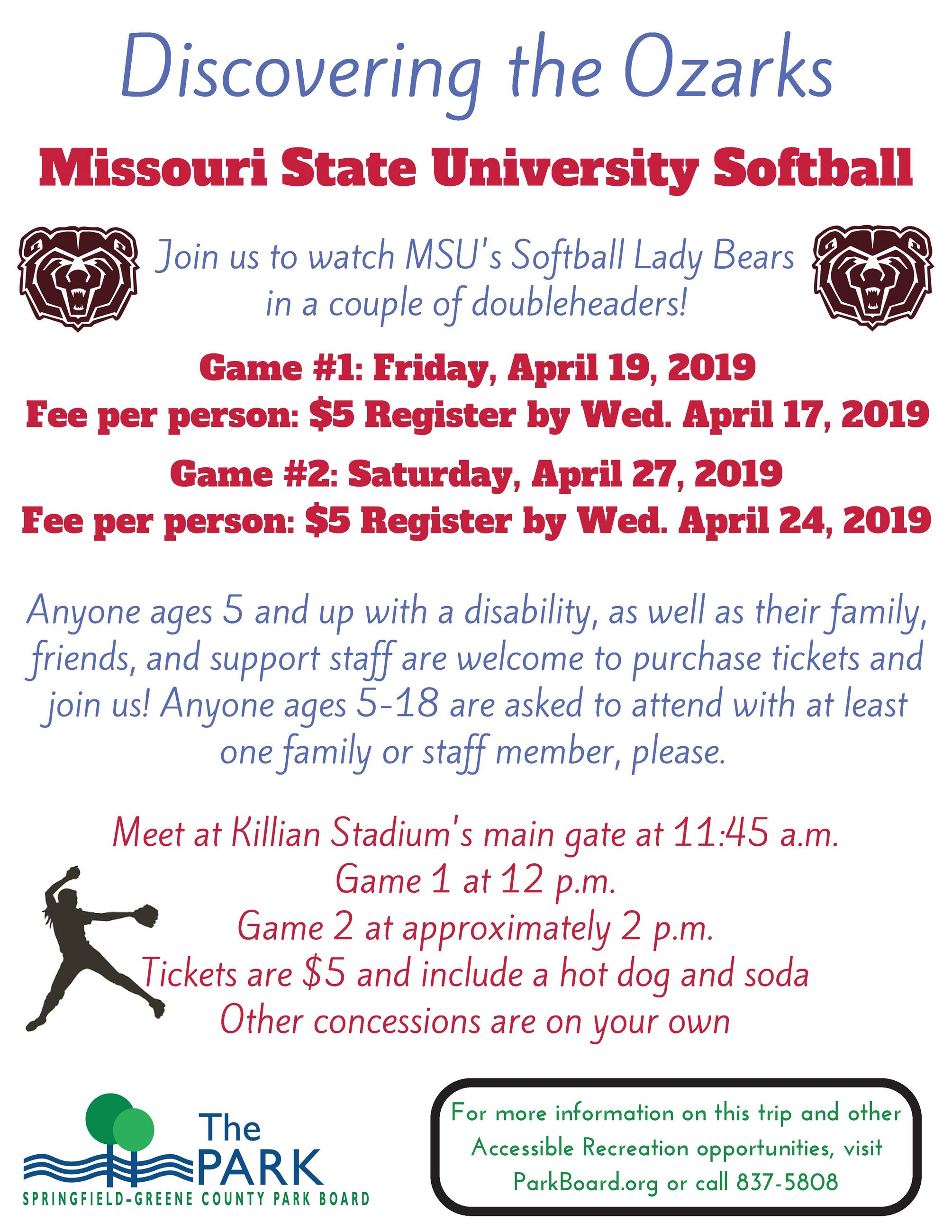 DO April 2019 - MSU Softball-img