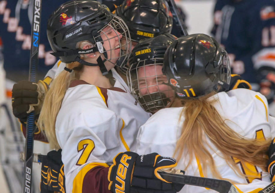 Arizona State Womens Hockey 2019