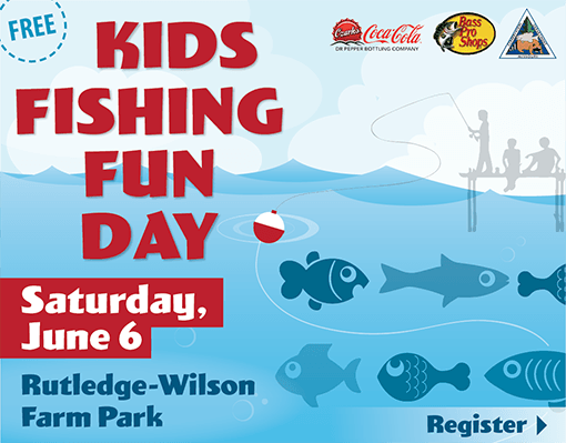 Kids Fishing Fun Day 2020