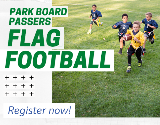 Park Board Passers Flag Football