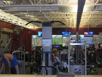 Doling Family Center Fitness Room 10