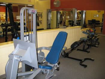 Doling Family Center Fitness Room 5