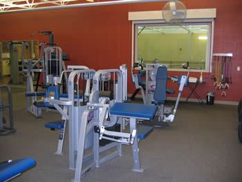 Doling Family Center Fitness Room 6