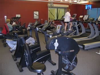 Doling Family Center Fitness Room 7