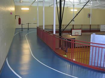 Doling Family Center Basketball Gym 1