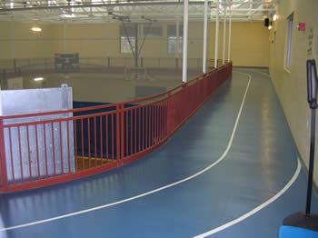 Doling Family Center Basketball Gym 2