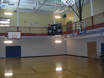 Doling Family Center Basketball Gym 4