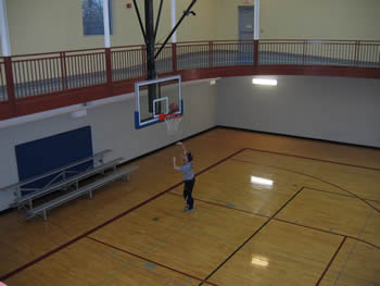 Doling Family Center Basketball Gym 5