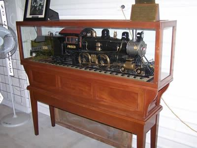 Scale Locomotive
