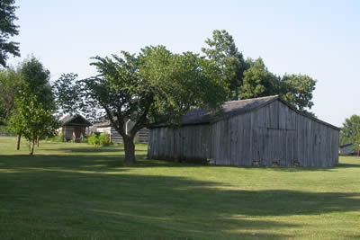 Gray-Campbell Farmstead - Barn