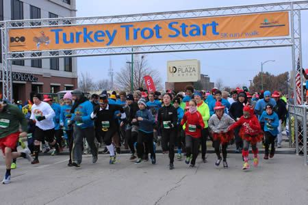 Turkey Trot 2014 1