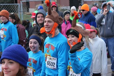Turkey Trot 2014 7