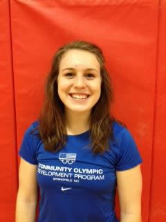 Emma Brand - Glendale High School - Setter Right Side Hitter