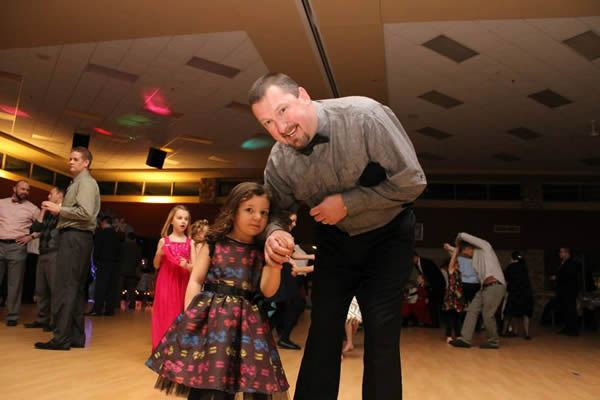 Frozen in Time 2015 Daddy Daughter Dance 11