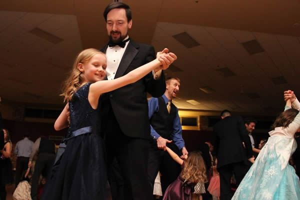 Frozen in Time 2015 Daddy Daughter Dance 13