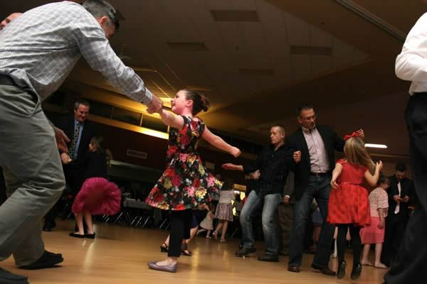 Frozen in Time 2015 Daddy Daughter Dance 14