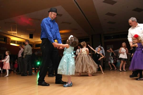 Frozen in Time 2015 Daddy Daughter Dance 15