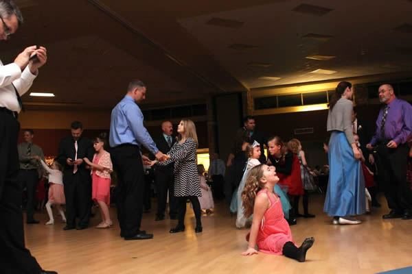 Frozen in Time 2015 Daddy Daughter Dance 21