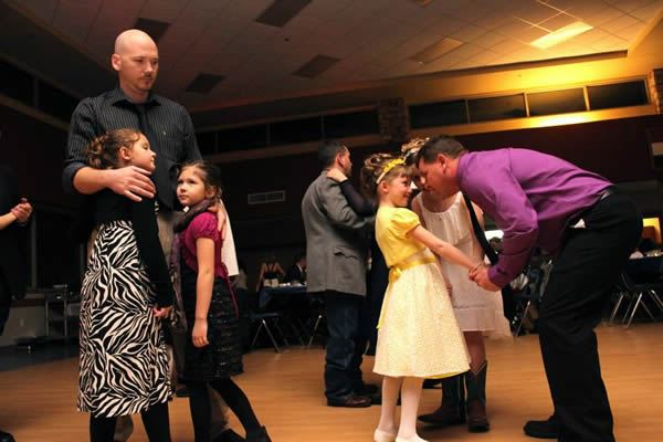 Frozen in Time 2015 Daddy Daughter Dance 22
