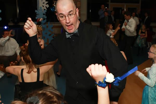 Frozen in Time 2015 Daddy Daughter Dance 3