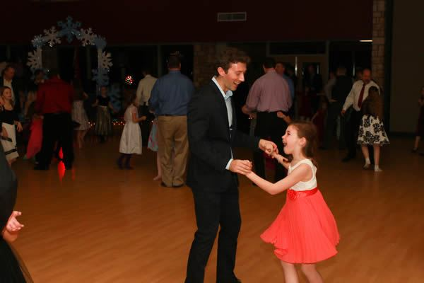 Frozen in Time 2015 Daddy Daughter Dance 4
