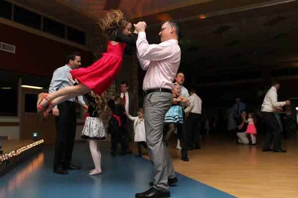 Frozen in Time 2015 Daddy Daughter Dance 9
