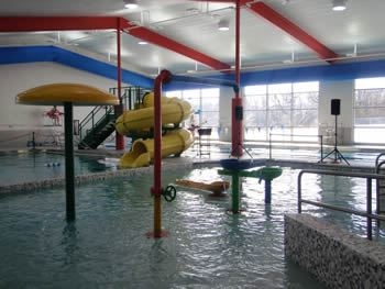 Doling Indoor Aquatics Center 7