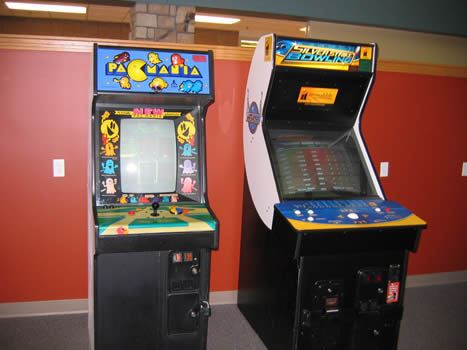Doling Family Center Game Room 1
